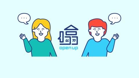OPENUP.HK 年青人的網上輔導平台