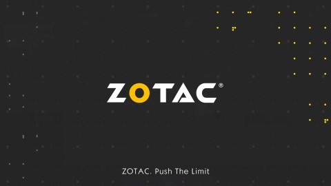ZOTAC 10 YEAR MILESTONE ANIMATION