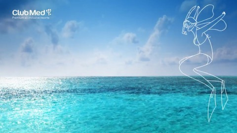 CLUB MED MALDIVES PROMO ANIMATION